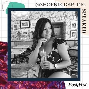 I'M SPEAKING at POSHFEST 2019